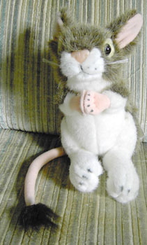 Kangaroo Rat Plush mad...